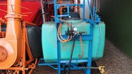 Pulverizador Montana 600 lts