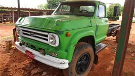 Caminhão  Chevrolet D 70  ano 75