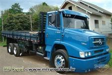 MB 1620 truk opção Carroceria ou Caçamba Entrada 9.017,00 de prestação 2450,00