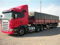 Caminhão  Scania trucado pequenat entrada +  prestação 2900,00 sem burocracia   ano 11