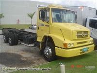 Caminhão Mercedes Benz mod. MB 1620 truk pequena ent + prestação 1.800,00 s/ burocracia e s/ juros.