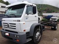 Caminhão Volkswagen (VW) 24250 ano 00. Peq ent + prestação 1.900 s/ buroc. e s/ juros / CONSORCIO.