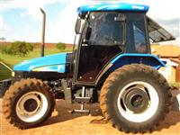 Trator Ford/New Holland TL 75E 4x4 ano 07