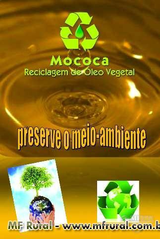 Compro Oleo de Cozinha (VEGETAL) Usado - Reciclado