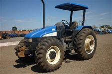 Trator Ford/New Holland TL95E 4x4 ano 06