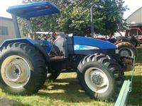 Trator Ford/New Holland TL 95 4x4 ano 06