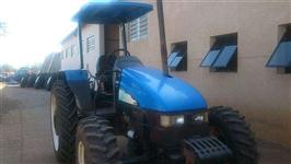 Trator Ford/New Holland TL85 4x4 ano 05