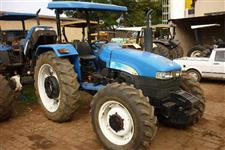 Trator Ford/New Holland TT3840 4x4 ano 07