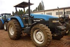 Trator Ford/New Holland TM 120 4x4 ano 99