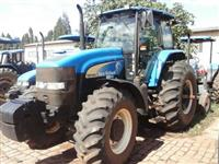 Trator Ford/New Holland TM7040 Cabinado 4x4 ano 11