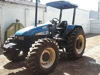 Trator Ford/New Holland TL95 4x4 ano 07