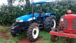 Trator Ford/New Holland TT3840 4x4 ano 10