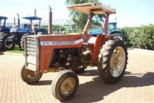 Trator Massey Ferguson MF 275 4x2 ano 87
