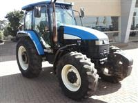 Trator Ford/New Holland TS 6020 Cabinado 4x4 ano 09