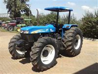 Trator Ford/New Holland 7630 4x4 ano 09