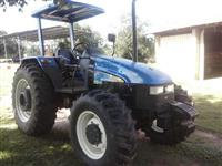 Trator Ford/New Holland TL 75E 4x4 ano 11