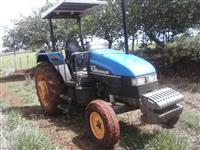 Trator Ford/New Holland TL 65 4x2 ano 01