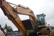 Escavadeira Case CX220B ano 2008