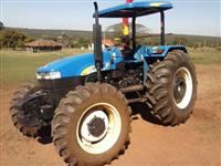 Trator Ford/New Holland TT 4030 4x4 ano 11