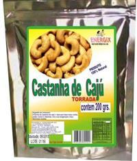 CASTANHA  DE CAJÚ TORRADA  EMBALAGEM 2000 RS. -PREÇO ESPECIAL PARA REVENDEDRES
