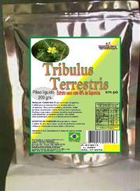 TRIBULUS TERRESTRI- EXTRATO SÊCO A 40% DE SAPONINAS -PRÊÇO ESPECIAL PARA REVEND