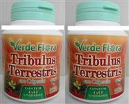 Tribulus Terrestris 120 Cápsulas de 500mg - O Viagra Natural