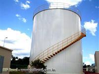 Reservatório Dagua para Bombeiro