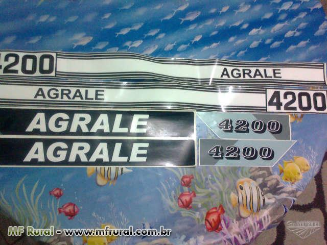 PEÇAS PARA TRATORES AGRALE