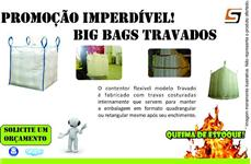 Big Bag Travado - Novos e Seminovos