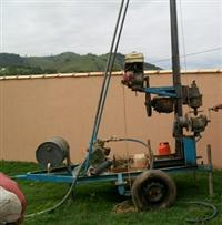 perfuratriz para poço semi artesiano