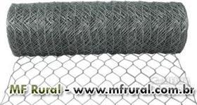 Telas e alambrados para cercamento de ovinos e caprinos