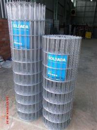 TELA SOLDADA 5x15 arame 2,77mm