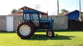 Trator Ford/New Holland 6600 4x2 ano 85