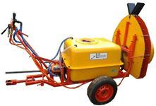 Pulverizador e Atomizador 500 litros  Fruticultura