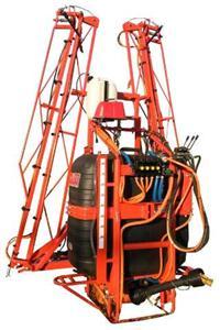 Pulverizador 800 litros Falcão barra Hidráulica AM14