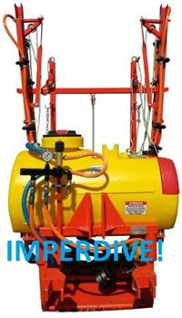 Pulverizador Agri 200 L Barra de 6 metros