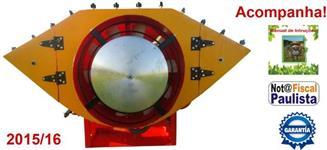Atomizador P.U 200 Litros Parreira HI NOVO!
