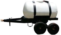 Tanque de 4.000 litros para Transportar Água ou produtos químicos. NOVO!