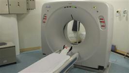 Aparelho de tomografia Toshiba 4 canais