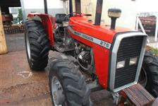 Trator Massey Ferguson 275 4x4 ano 93