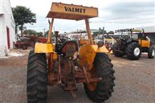 Trator Valtra/Valmet 68 4x2 ano 85