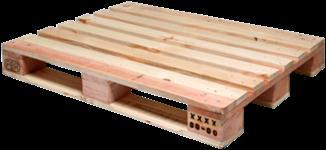 Palete de madeira