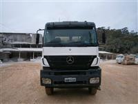 Caminhão  Mercedes Benz (MB) 3340 Basculante  ano 06