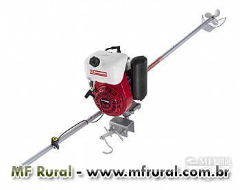 Motor B2T 3.5 HP G6 - RDP especial Branco com rabeta curta/longa