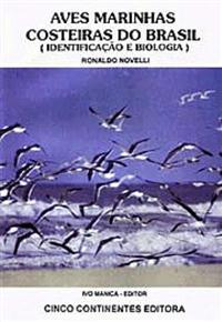 Livro Aves Marinhas e Costeiras do Brasil