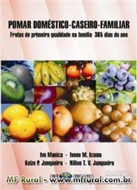 POMAR DOMÉSTICO - CASEIRO - FAMILIAR. Frutas de primeira qualidade na família 365 dias do ano