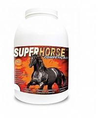 Super Horse Competição - Suplemento Mineral, Vitaminico, Aminoácidos para Equinos (Cavalos)