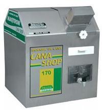 Moenda de Cana Shop 170 elétrica - Profissional