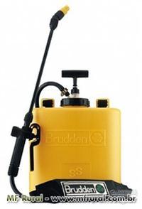 Pulverizador agrícola alta pressão 5 litros com alça - SS