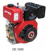 Motor Kawashima DE 1000 10,0 HP - Diesel/Manual ou part. elétrica(com e sem filtro de ar)